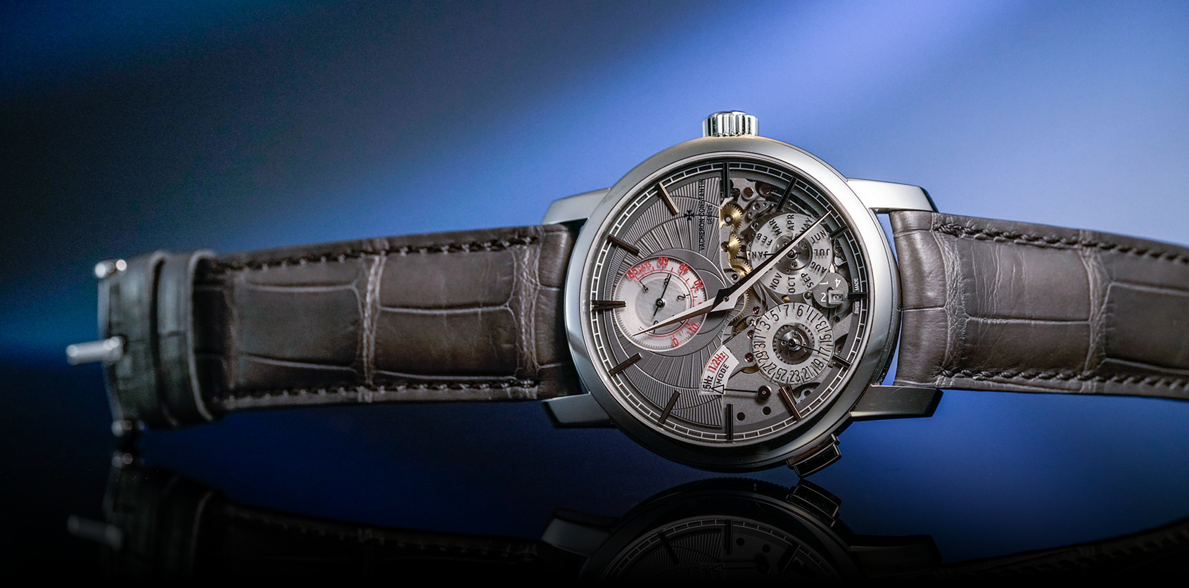 Vacheron Constantin Twin Beat
