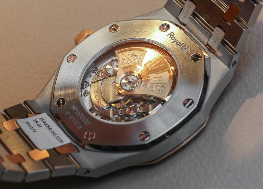 Audemars Piguet Royal Oak Ref. 15400SR