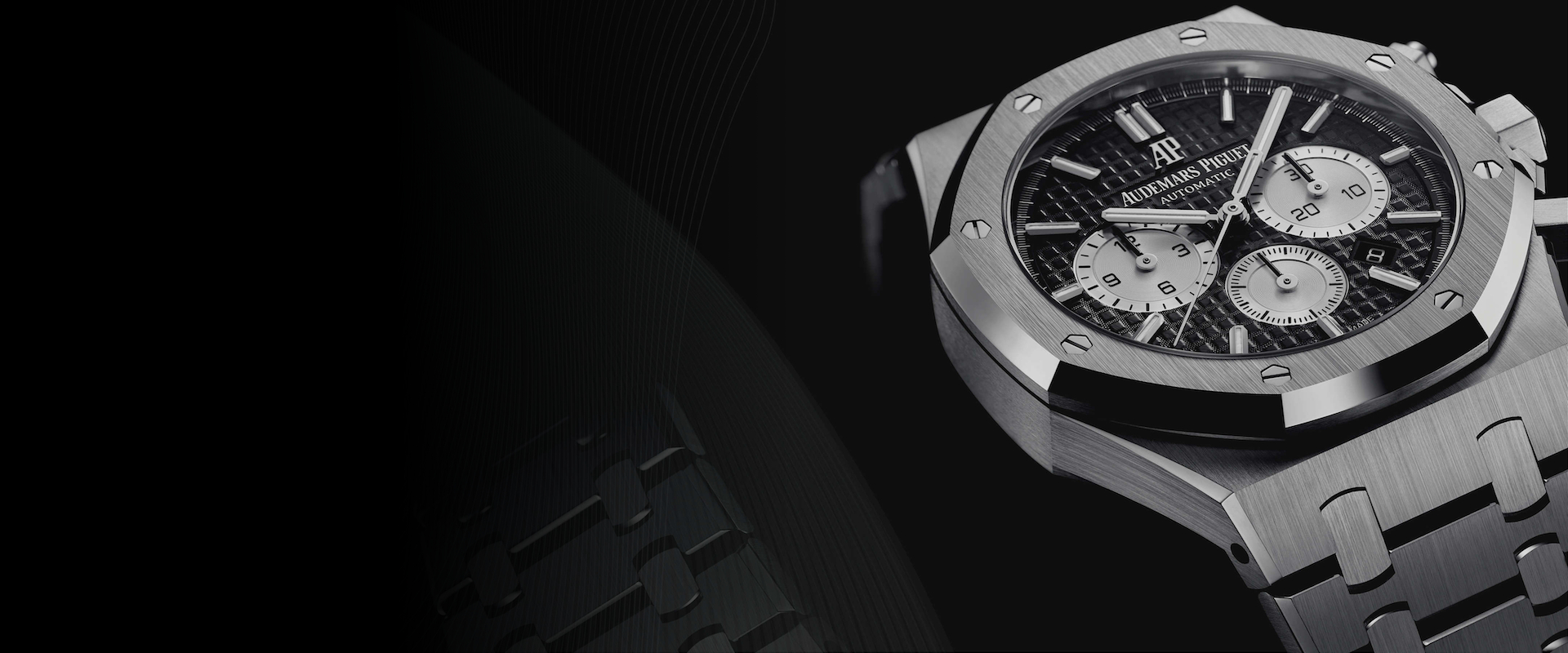Audemars Piguet Royal Oak Chronograph / 1
