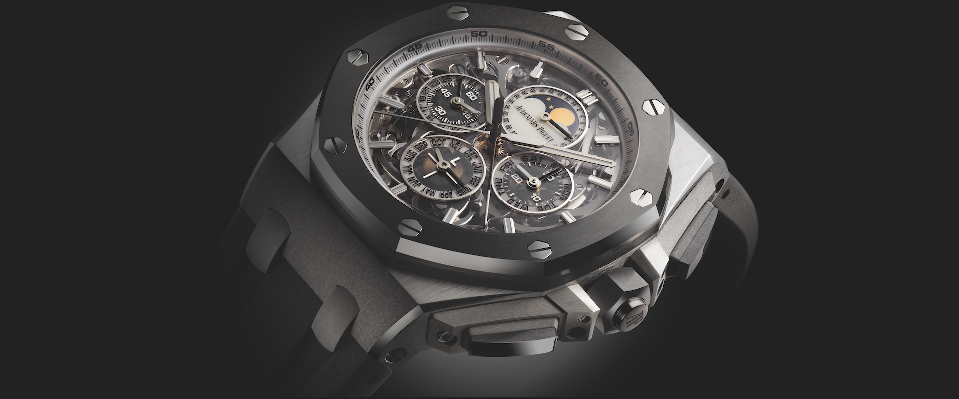 Audemars Piguet Royal Oak Offshore Grande Complication Ref. 26571