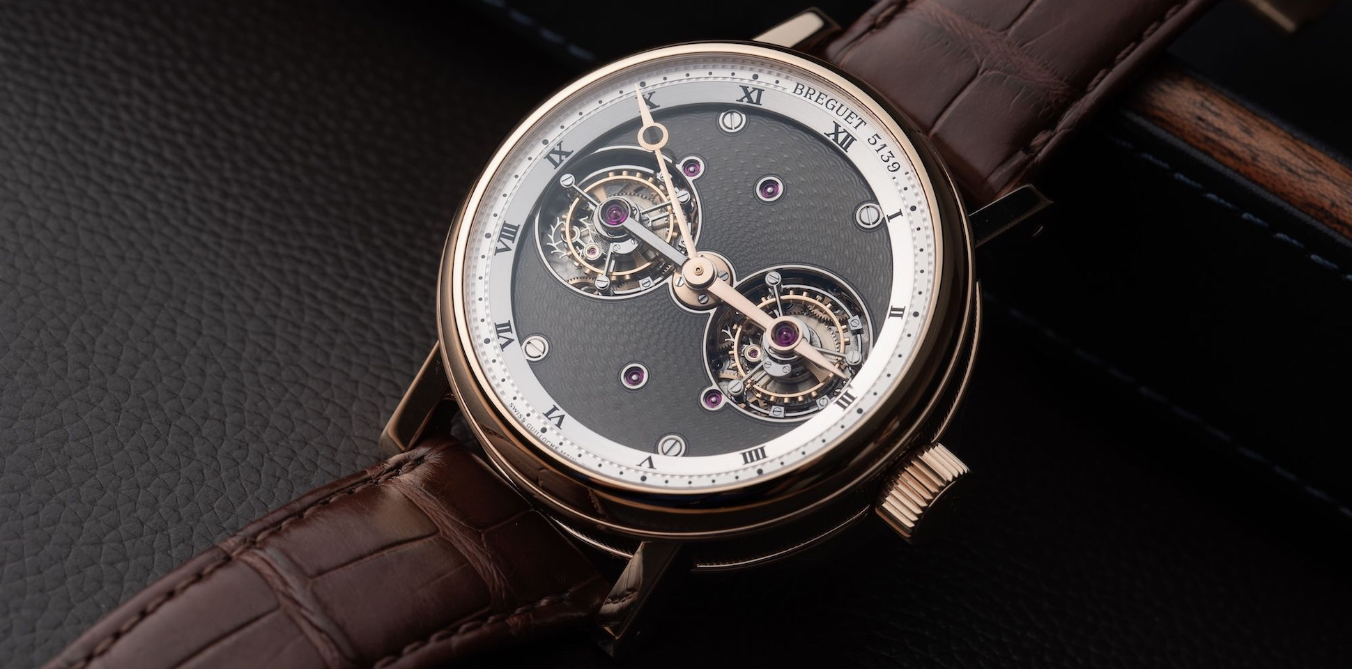 Breguet Double Tourbillon 5347