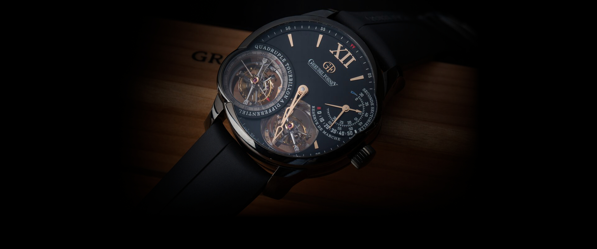 Greubel Forsey Quadruple Tourbillon