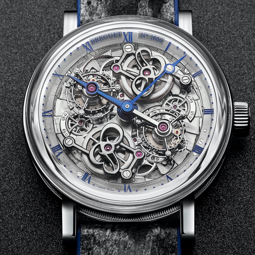 Breguet Double Tourbillon 5345